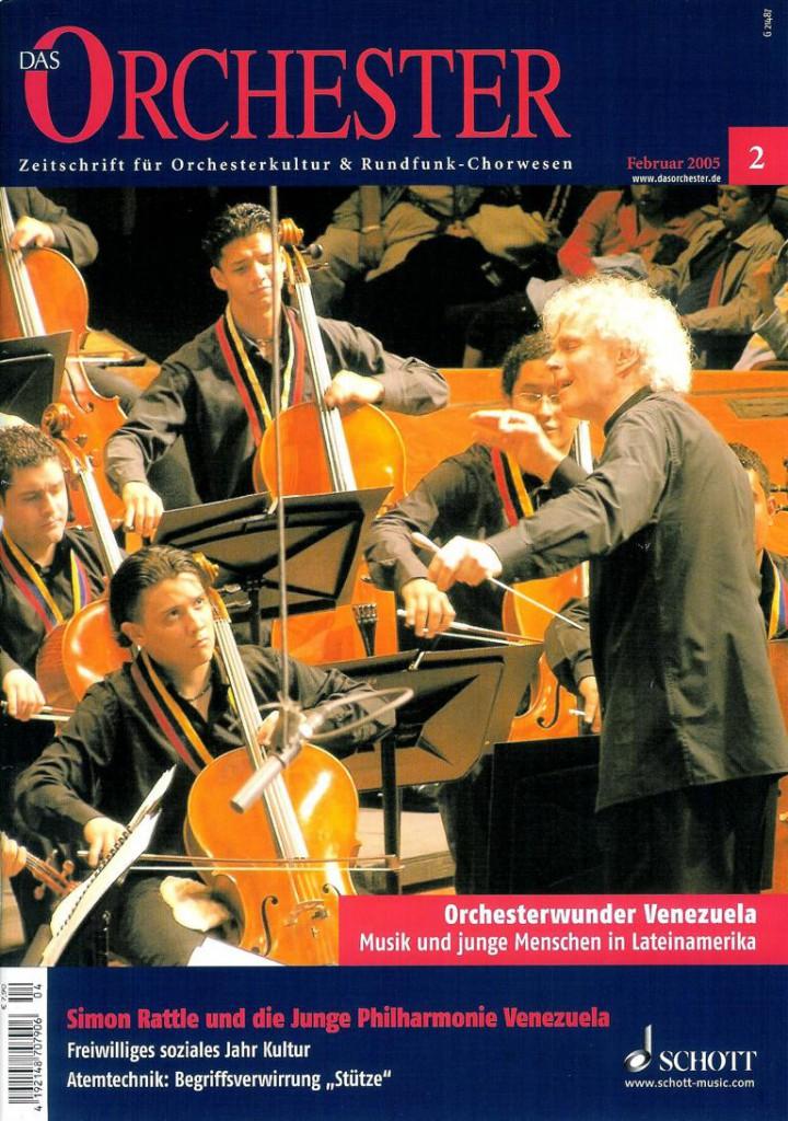 Das Orchester 2-2005