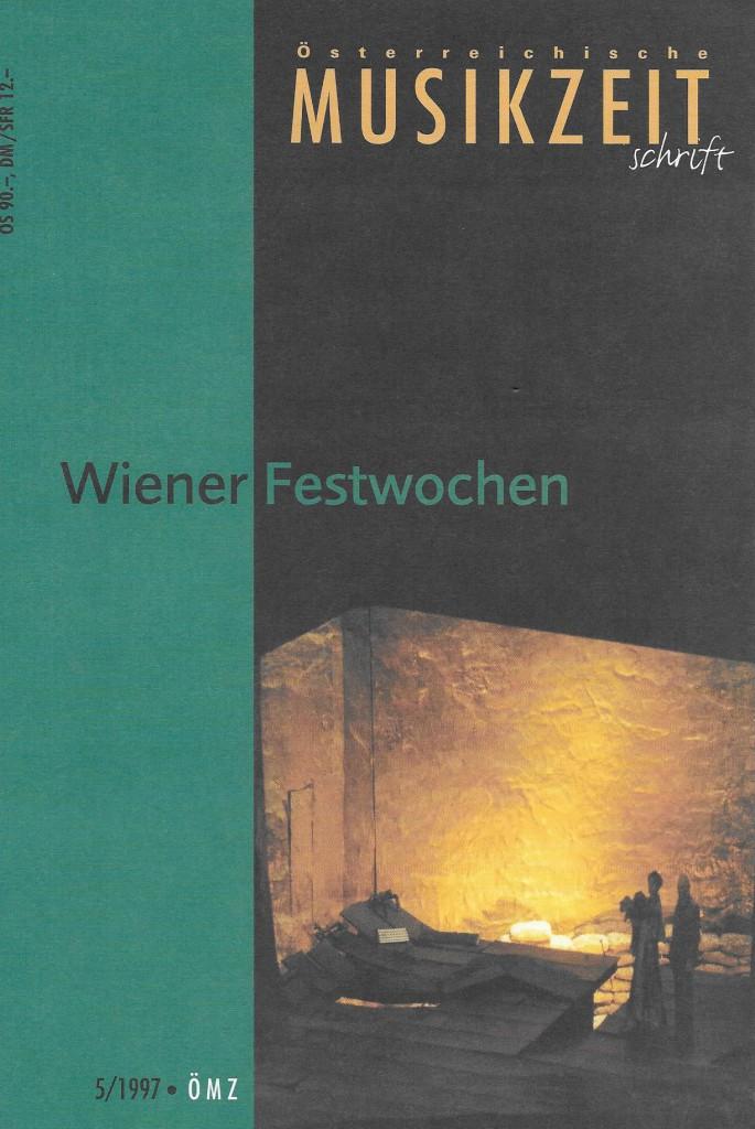 Rezension Österreichische Musikzeitschrift